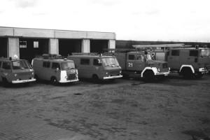 Gerätehaus 1980